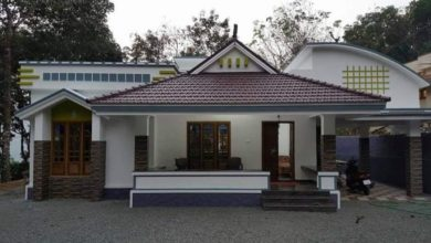 Photo of 1750 Square Feet 3 Bedroom Traditional Style Beautiful House and Plan
