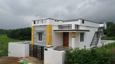 Photo of 2 Bedroom Modern Beautiful Single Floor House at 4 Cent Land