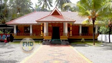 Photo of 2037 Square Feet 3 Bedroom Traditional Style House and Plan