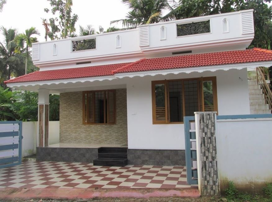 800 Square Feet 2 Bedroom Single Floor Low Budget House and Free Plan