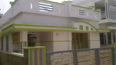 Photo of 800 Square Feet 3 Bedroom Contemporary Style Modern House at 3.3 Cent Land