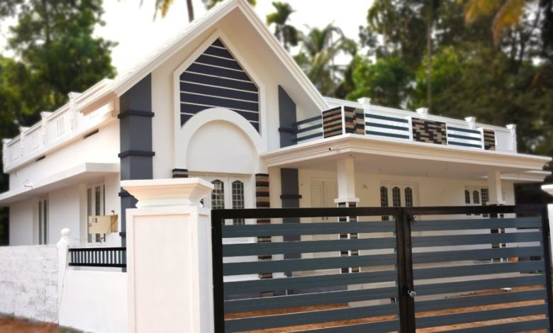 1146 Square Feet 3 Bedroom Single Floor Beautiful House and Plan