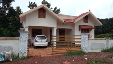 Photo of 1300 Square Feet 3 Bedroom Traditional Style Single Floor Beautiful House