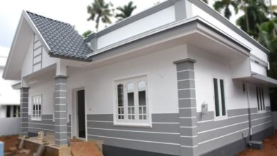 Photo of 1350 Square Feet 3 Bedroom Single Floor Low Budget Beautiful House and Plan