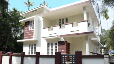 Photo of 1500 Square Feet 3 Bedroom Modern Double Floor House at 4.7 Cent Land