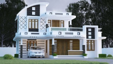 Photo of 1575 Square Feet 3 Bedroom Contemporary Style Modern Beautiful House Design