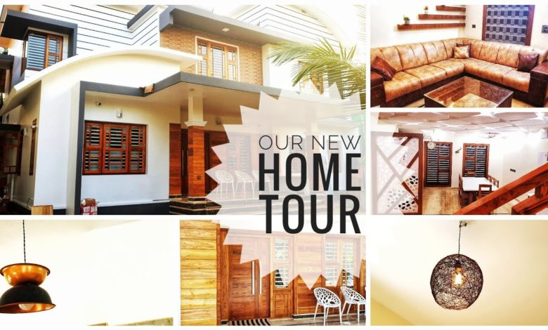 2900 Square Feet 4 Bedroom Modern Contemporary Style Luxury Home