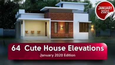 Photo of 64 Best Single and Double Floor Contemporary Style Modern Elevation Designs
