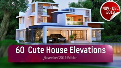 Photo of Beautiful 60 Cute Modern Contemporary Home Elevations