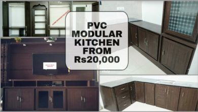 Photo of Latest and Modern PVC Modular Kitchen Designs Work