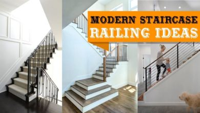 Photo of 100+ Modern Staircase Railing Design Ideas
