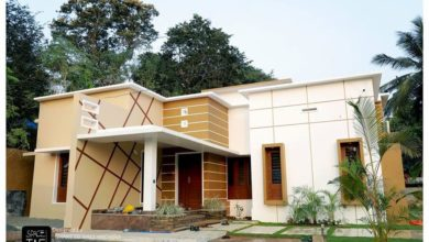 Photo of 1300 Square Feet 2BHK Single Floor Modern Amazing House and Plan