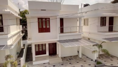 Photo of 1350 Sq Ft 3BHK Two Floor Modern Beautiful House and Interior
