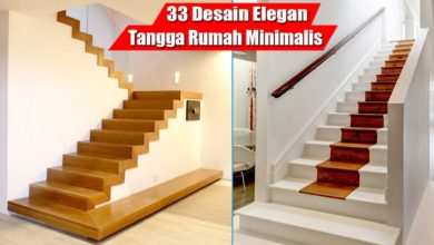 Photo of 33 Latest Modern Minimalist Stair Design Models