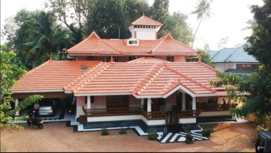Photo of 3332 Square Feet 4 Bedroom Kerala Traditional Beautiful House and Interior