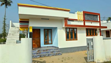 Photo of 800 Square Feet 2 Bedroom Single Floor Low Budget House and Plan