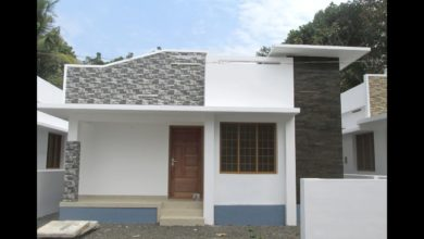 Photo of 875 Square Feet 3 Bedroom Single Floor House at 3.7 Cent Plot