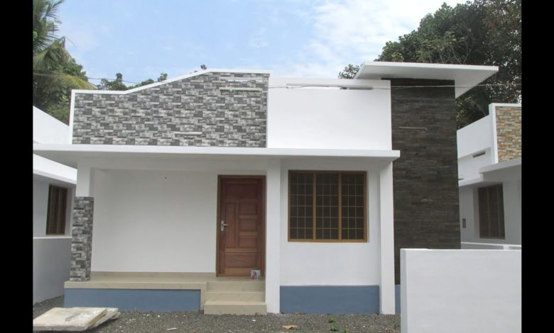 875 Square Feet 3 Bedroom Single Floor House at 3.7 Cent Plot