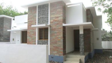 Photo of 900 Square Feet 3 Bedroom Single Floor Modern House at 4.2 Cent Plot