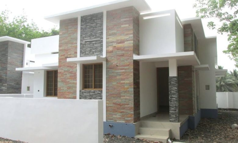 900 Square Feet 3 Bedroom Single Floor Modern House at 4.2 Cent Plot