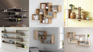 Photo of Top 100 Corner Wall Shelves Design Ideas In 2020