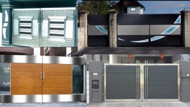 Photo of Top 100 Modern and Beautiful Home Main Gate Designs in 2020