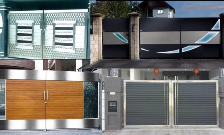 Top 100 Modern and Beautiful Home Main Gate Designs in 2020