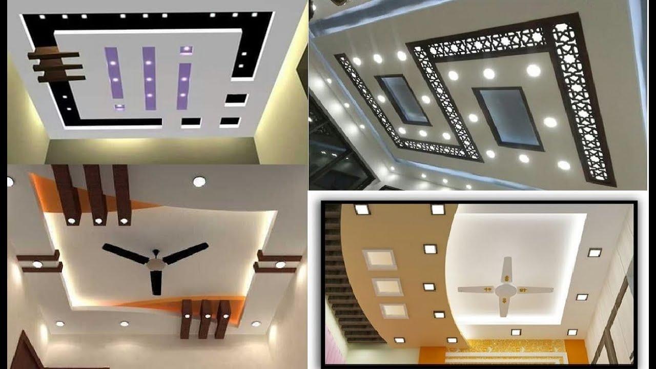 Top 200 Modern and Beautiful False Gypsum Ceiling Design ...