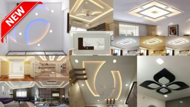 Photo of Top 50 Modern Beautiful False Gypsum Ceiling Designs Ideas