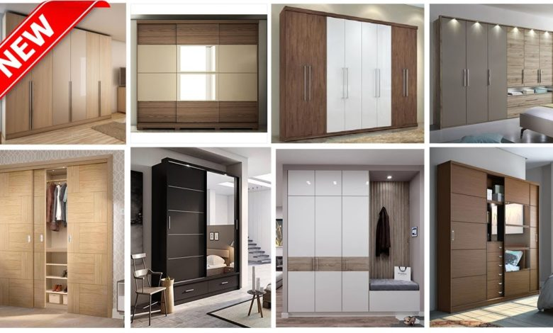 Top 50 Modern Cupboard Wardrobe Designs For Bedrooms Home Pictures