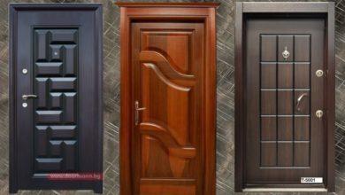 Photo of Top Modern and Beautiful Wooden Door Designs
