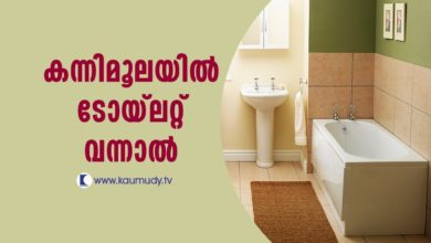Photo of What If Toilet Comes in Kannimoola ?