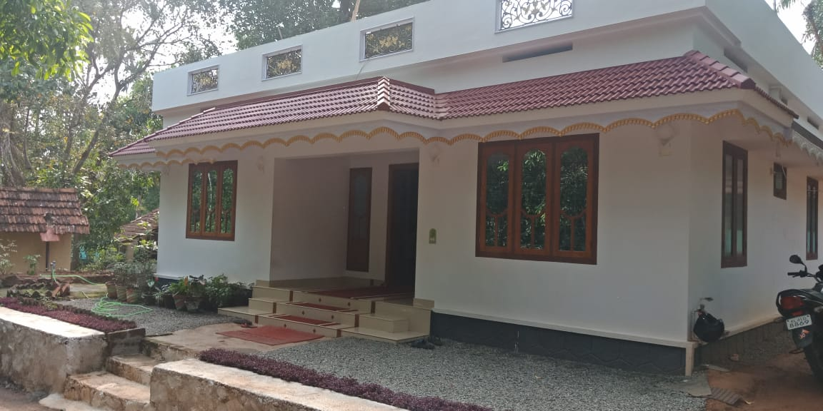 1000 Square Feet 3 Bedroom Single Floor Beautiful House and Plan