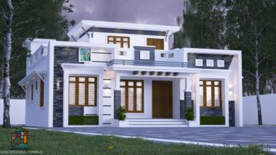 Photo of 1170 Square Feet 3 Bedroom Modern and Beautiful House and Plan, Cost 16 Lacks