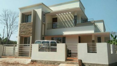 Photo of 1544 Square Feet 4BHK Low Budget Two Storey House and Plan, Cost 20 Lacks