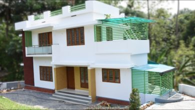Photo of 1600 Square Feet 3 Bedroom Double Floor Modern House at 3.75 Cent Plot