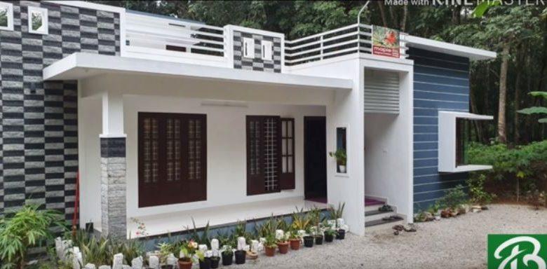 3 Bedroom Single Floor Low Budget Beautiful House, Cost 20 Lacks