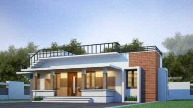 Photo of 600 Sq Ft 3BHK Single Floor Low Budget House and Plan, 9 Lacks