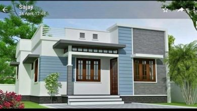 Photo of 700 Sq Ft 2 Bedroom Single Floor Beautiful House and Plan, 10.50 Lacks