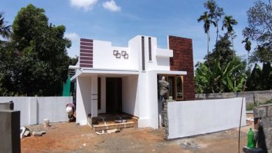 Photo of 700 Sq Ft 2BHK Simple Style Beautiful House and Free Plan