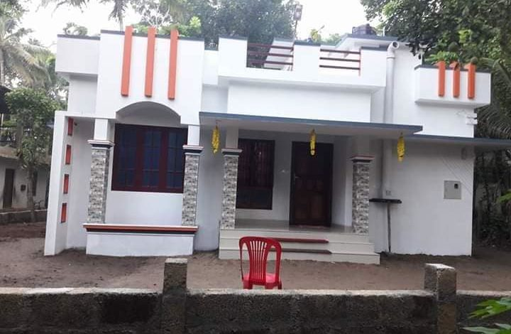 739 Sq Ft 2 Bedroom Single Floor Low Budget House and Plan, 10 Lacks