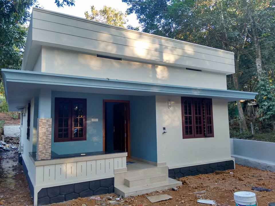 750 Square Feet 2BHK Single Floor Beautiful House and Plan