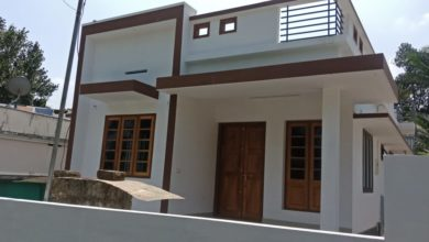 Photo of 882 Sq Ft 3 Bedroom Single Floor Low Budget House and Plan, 13 Lacks