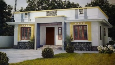 Photo of 1026 Sq Ft 3 BHK Single Floor Beautiful House and Plan, Cost 15 Lacks