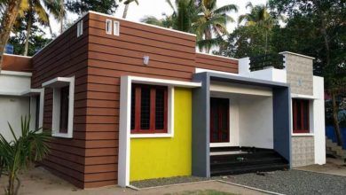 Photo of 1026 Sq Ft 3BHK New Style Modern Single Floor Beautiful House and Plan, 15 Lacks