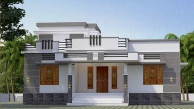 Photo of 1026 Sq Ft 3BHK Single Storey Beautiful House and Plan, 15 Lacks