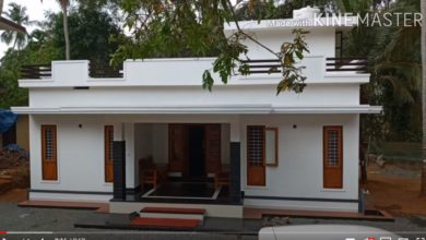 Photo of 1050 Sq Ft 3BHK Single Floor Beautiful House and Free Plan, 18 Lacks