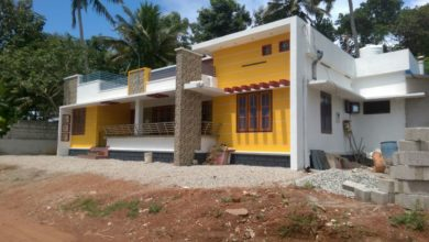 Photo of 1510 Sq Ft 4BHK Single Floor Modern Beautiful House and Plan, Cost 21 Lacks