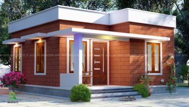 Photo of 439 Sq Ft 2BHK Single Floor House at 4 Cent Land, Budget 6 Lacks