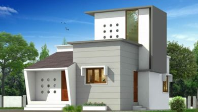 Photo of 649 Sq Ft 2BHK Single Floor Low Budget Beautiful House and Plan